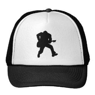 Cool Guitar Player Trucker Hat