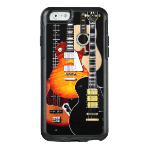 Cool Guitars OtterBox iPhone 6/6s Case