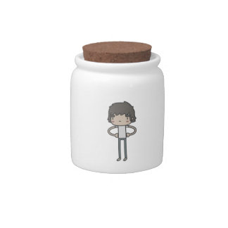 Cool Guy Candy Jars
