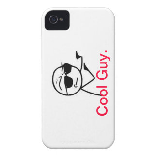 Cool guy Iphone 4s/4 case iPhone 4 Covers