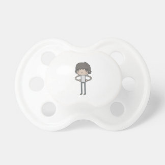 Cool Guy Pacifier