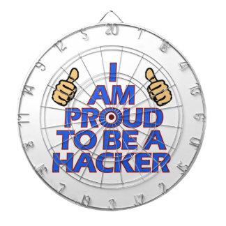 cool Hacker designs Dartboards