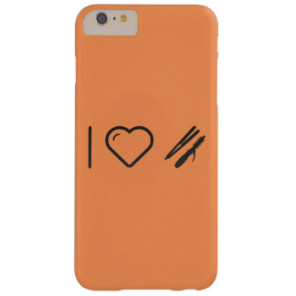 Cool Hair Fixers Barely There iPhone 6 Plus Case