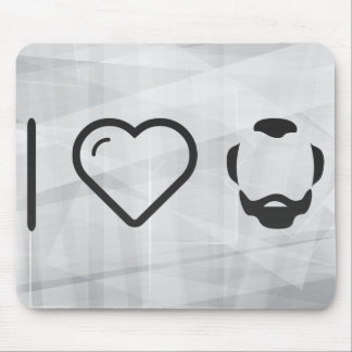 Cool Hairstyles Mouse Pad