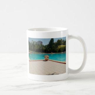 Cool Hakuna Matata Pool Side I love My Family.jpg Mugs