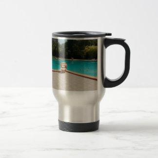 Cool Hakuna Matata Pool Side I love My Family.jpg 15 Oz Stainless Steel Travel Mug