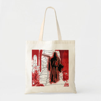 Cool Halloween kids trick treat Budget Tote Bag