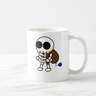Cool Halloween Skeleton Mug