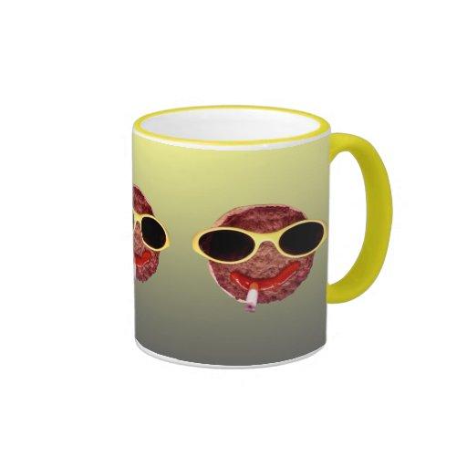 Cool Hamburger Coffee Mug Zazzle