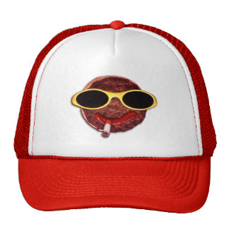 Cool Hamburger Hats