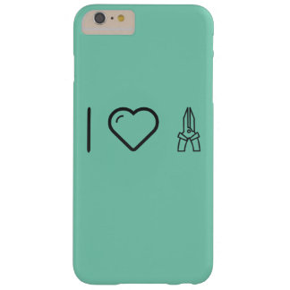Cool Hand Pliers Barely There iPhone 6 Plus Case