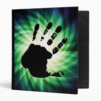 Cool Hand Print; Handprint Binder