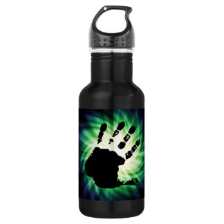 Cool Hand Print; Handprint 18oz Water Bottle