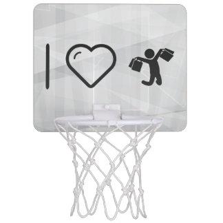 Cool Happy Shoppers Mini Basketball Backboards
