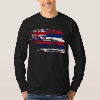 Cool Hawaiian flag design T-Shirt