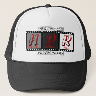 Cool HDR Photography logo Trucker Hat