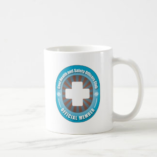 Cool Health and Safety Officers Club Coffee Mug