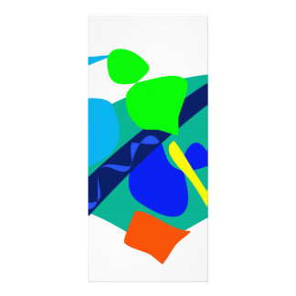 Cool Heart Custom Rack Cards