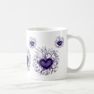 Cool Heart Design! Coffee Mug