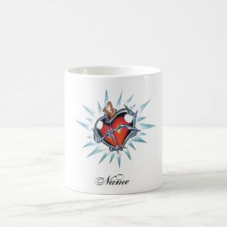Cool Heart Love Elixir   tattoo mug