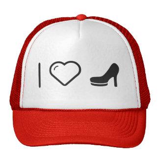 Cool Heel Trucker Hat