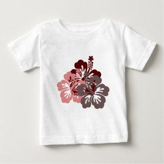 cool hibiscus baby T-Shirt