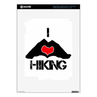 cool HIKING DESIGNS Skins For iPad 3