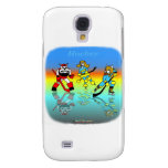 Cool hockey gifts for kids galaxy s4 cover