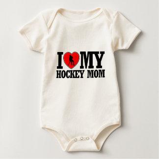 cool Hockey  mom designs Baby Creeper