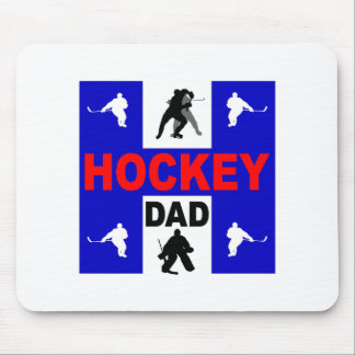 Cool hockey mouse mats