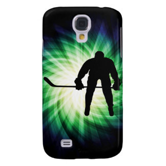 Cool Hockey Player Samsung Galaxy S4 Cover