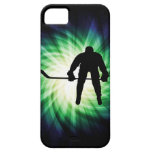Cool Hockey Player iPhone SE/5/5s Case