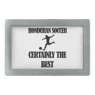 cool Honduran  soccer designs Belt Buckle