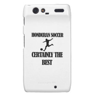 cool Honduran  soccer designs Motorola Droid RAZR Cover