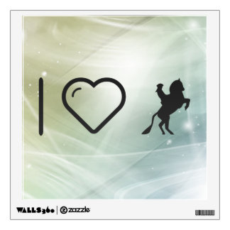 Cool Horse Wall Graphic