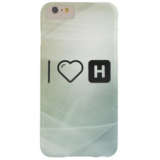 Cool Hospital Barely There iPhone 6 Plus Case