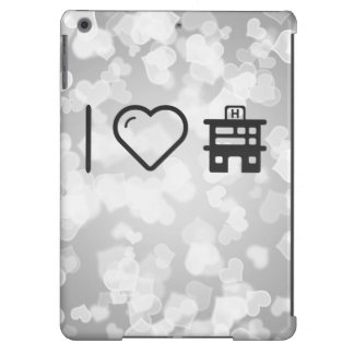 Cool Hospital Case For iPad Air