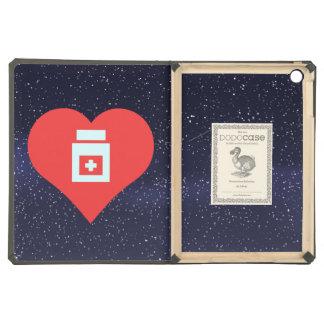 Cool Hospitals Pictograph iPad Air Case