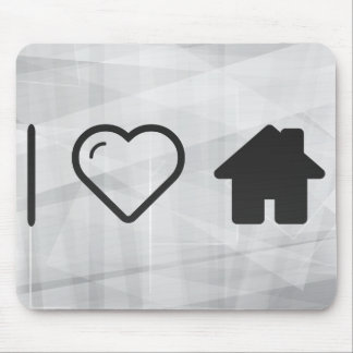 Cool House Mouse Pad