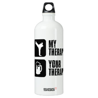 cool Hwa Rang do design Aluminum Water Bottle