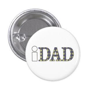Cool i DAD Shirts Mugs Hats Pinback Button