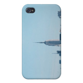Cool I love New York skyline iPhone case iPhone 4 Case