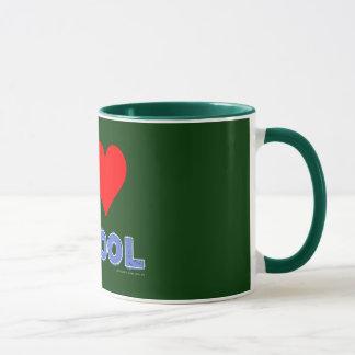 Cool ! I love school (B) Mug