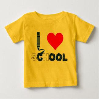 Cool ! I love school Baby T-Shirt