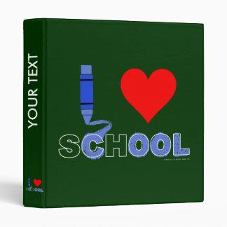Cool ! I love school Binder