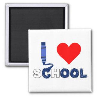 Cool ! I love school Magnet