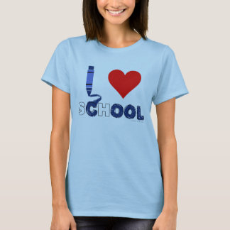 Cool ! I love school T-Shirt