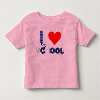 Cool ! I love school Toddler T-shirt