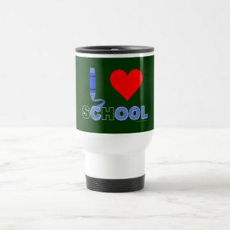 Cool ! I love school Travel Mug