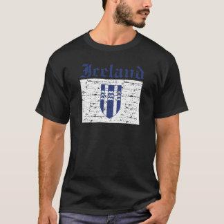 Cool Iceland city flag designs T-Shirt